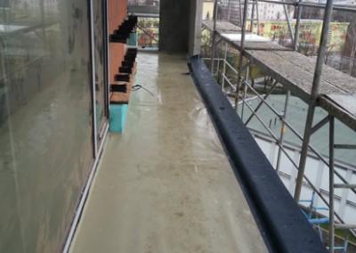 nastup na realizaciu skladieb teras  na juznej fasade (3)