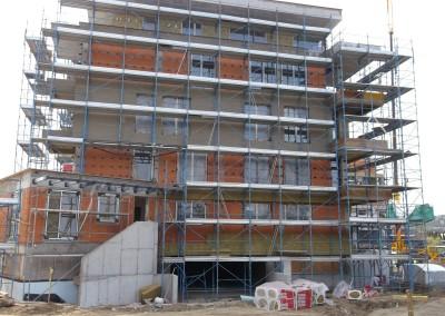 realizacia fasad vychod