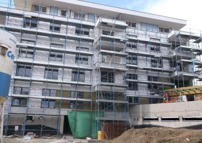 realizacia prevetranych fasad B2 Juh