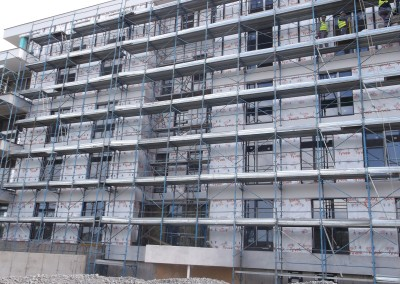 realizacia prevetranych fasad B2 Sever