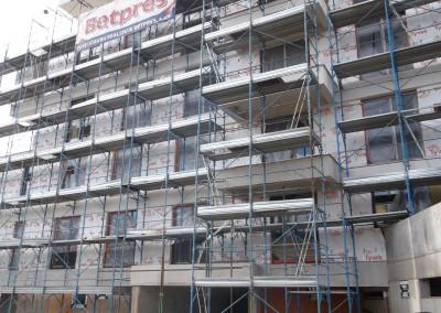 realizacia prevetranych fasad Juh