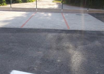 montaz zamkovych chodnikov a parkovacich miest pred objektom A a B1(1)