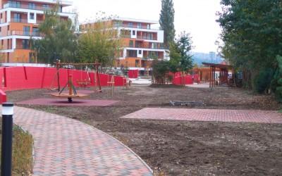Výstavba projektu PARK ANIČKA ukončená